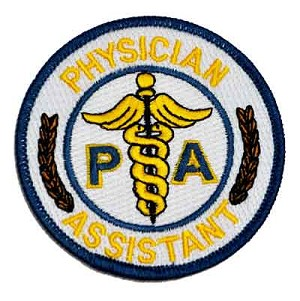 Physician Assistant Patch