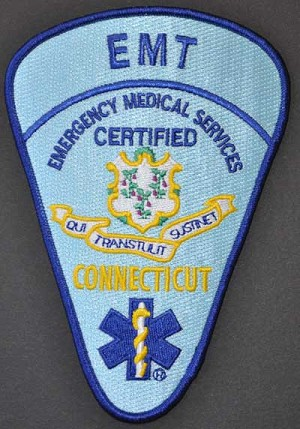 Connecticut EMT - Certified - Patch