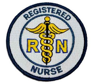 Registered Nurse Patch