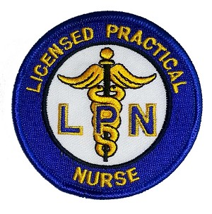 Licensed Practical Nurse Patch LPN