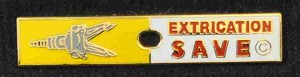 Extrication Save Yellow Citation Bar