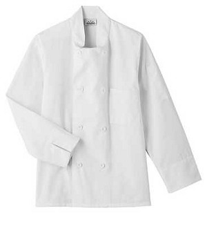 Chef Jacket 8 Button